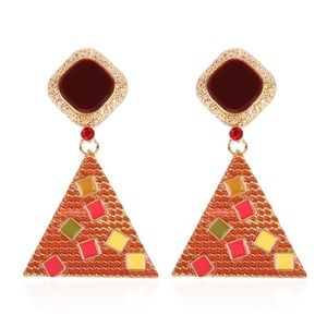 🍁Fall In Love Anthropologie Earrings 🍁